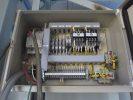 簡易リフト制御盤