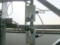 昇降機のリミットスイッチ